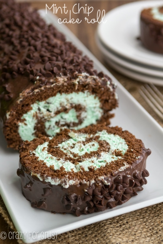 Chocolate Peppermint Pound Cake Recipe