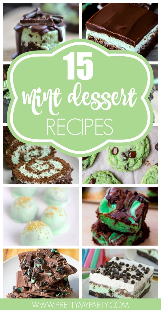 mint-dessert-recipes