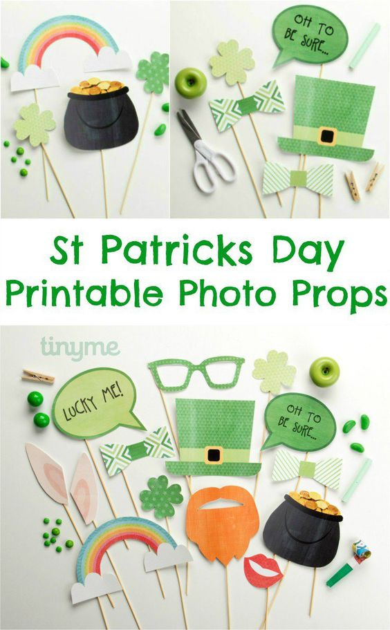 st-patricks-day-printable-photo-props