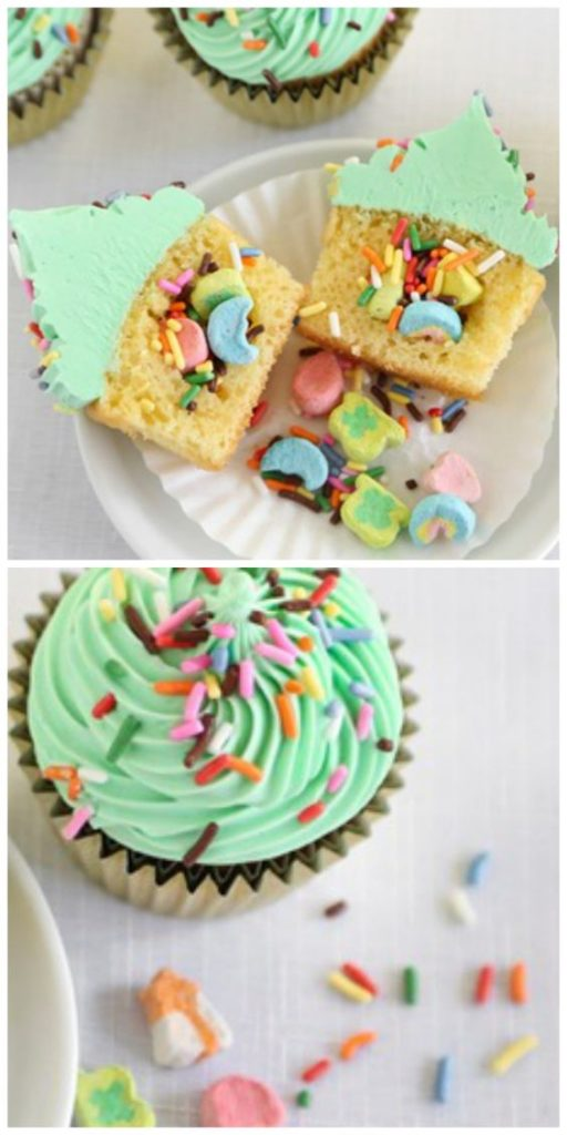 surprise-inside-st-paddy-cupcakes