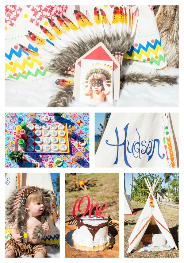 tee-pee-indians-first-birthday-party-ideas