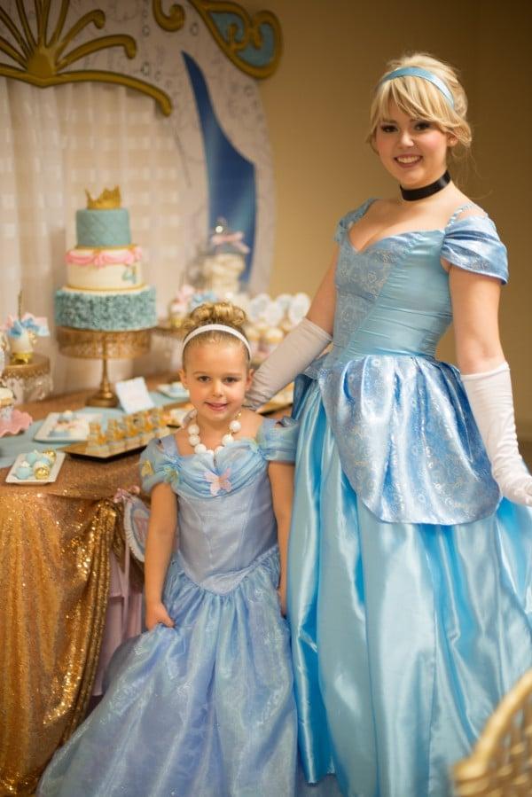 Cinderella Birthday Party Ideas Pretty My Party