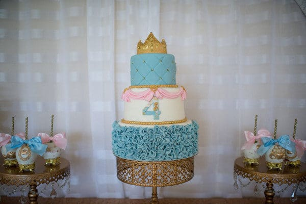 Cinderella Birthday Party Ideas