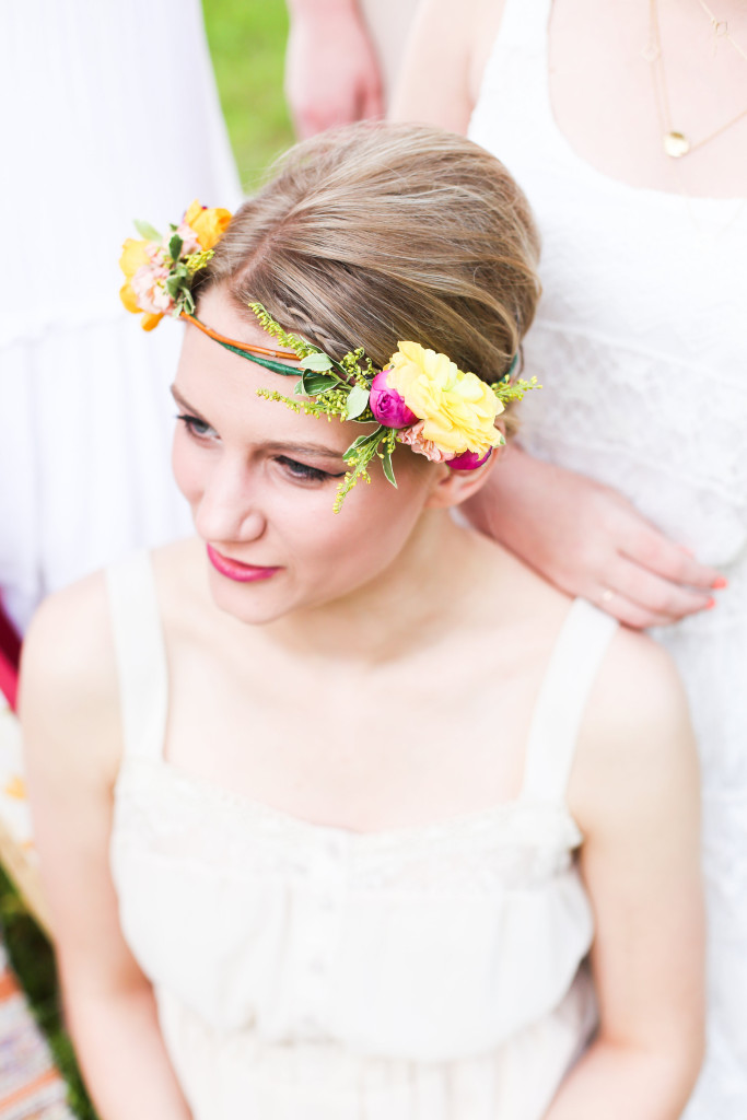 boho-chic-shower-floral-crown
