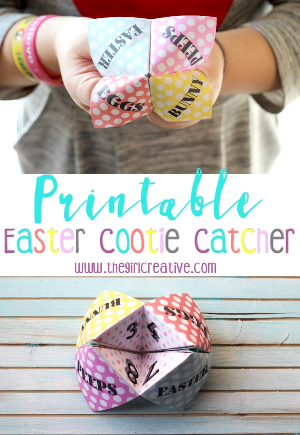 Free Easter Game Printable