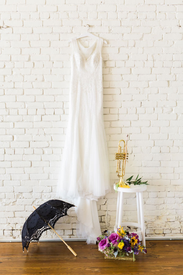 Elegant new orleans wedding inspiration pretty my party for New orleans wedding dresses