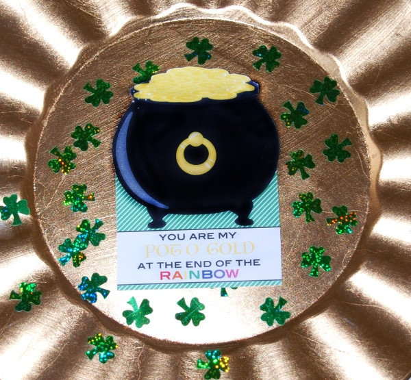 Free Pot of Gold Printable | Pretty My Party
