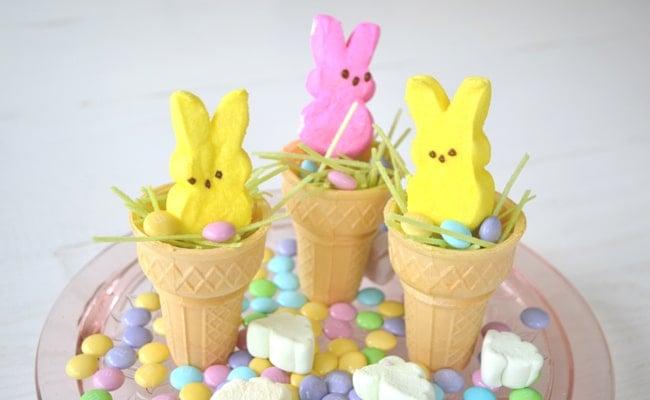 easter treat egg bunny - photo #11