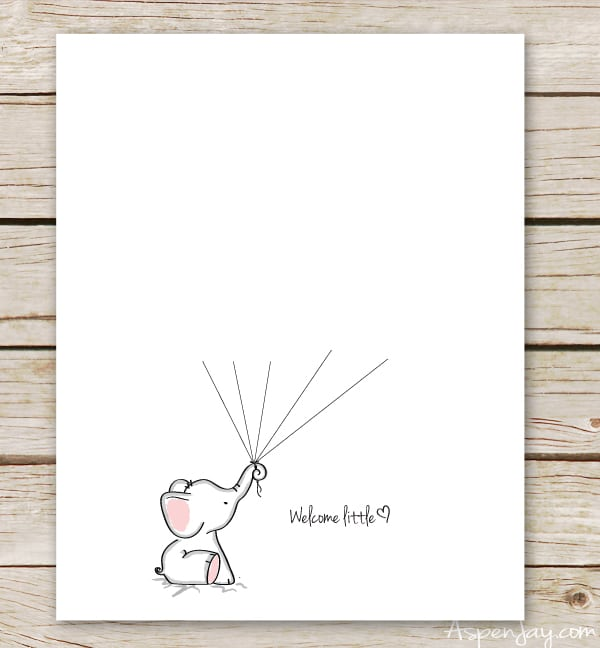 15 Free Baby Shower Printables | Pretty My Party