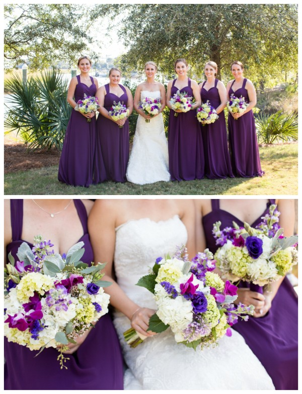 purple-grey-wedding-bridesmaids