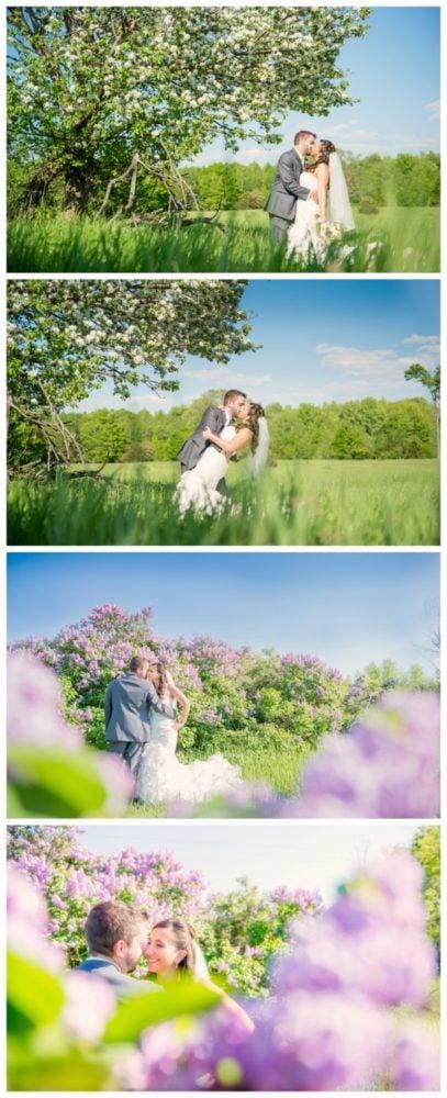 purple-wedding-bride-groom