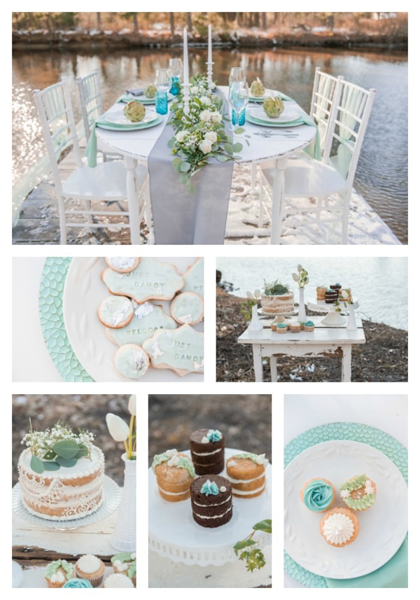 turquoise-white-party-styled-shoot