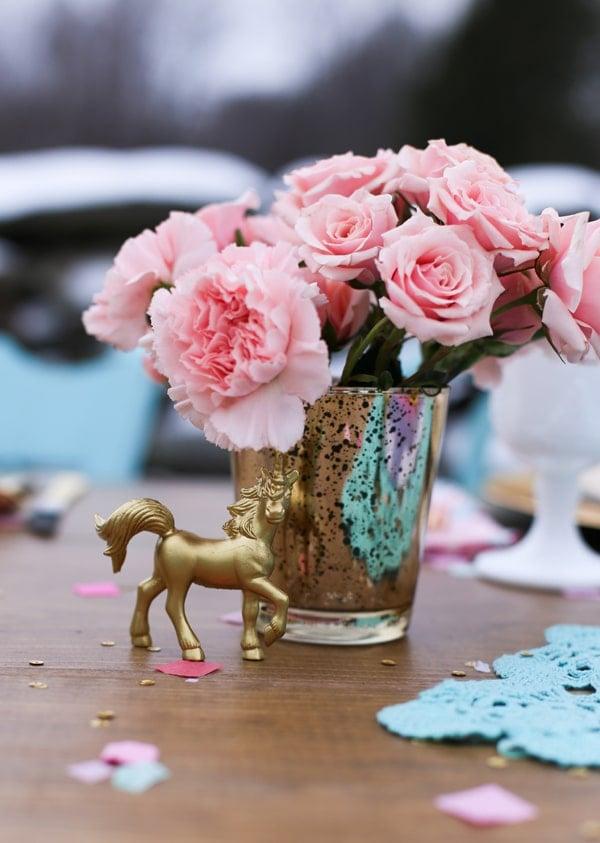 Unicorn Wedding Styled Shoot Pretty My Party