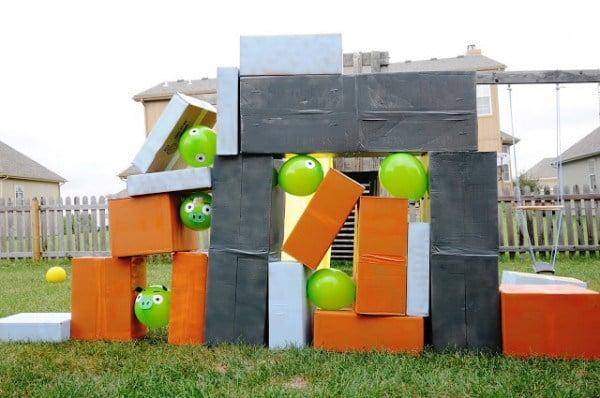 Angry Birds Backyard Edition Game - Outdoor Games