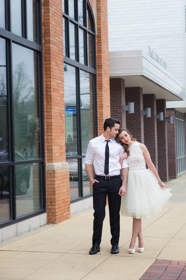 Kate Spade Bridal Shower Photo Shoot
