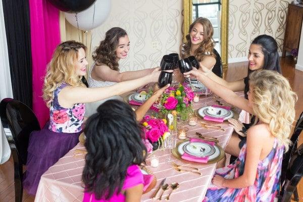 Kate Spade Bridal Shower Ideas