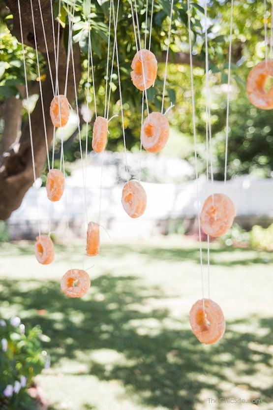 Bobbing for Donuts, Fun Party Games