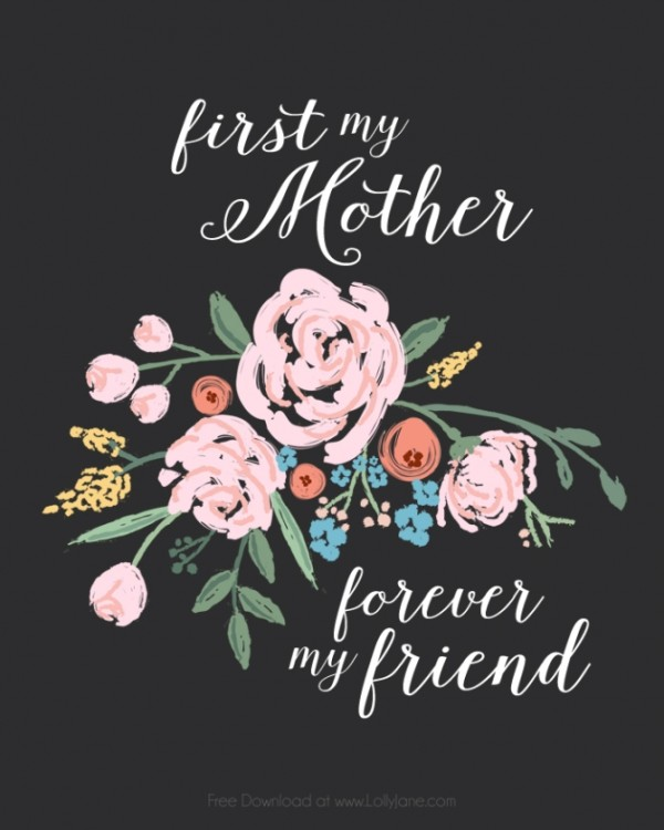 free mother s day printables pretty my party