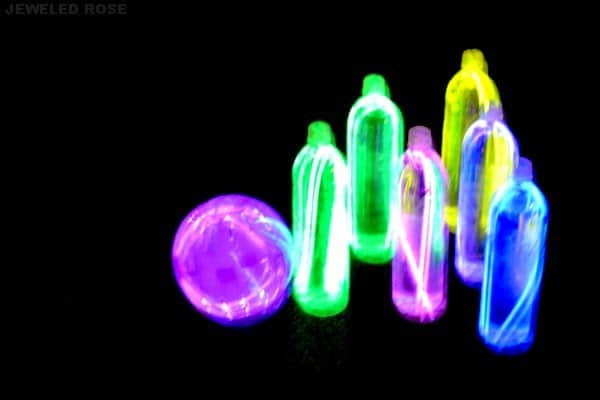 Glow In The Dark Night Bowling 25 Best Backyard Birthday Bash Games