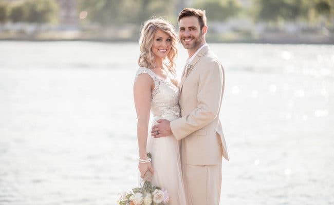 Rustic Illinois Wedding