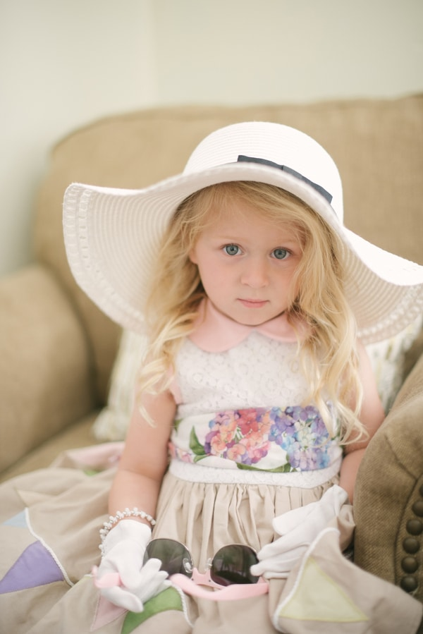 4a145a9d Little Girl High Tea Party - Pretty My Party - Party Ideas