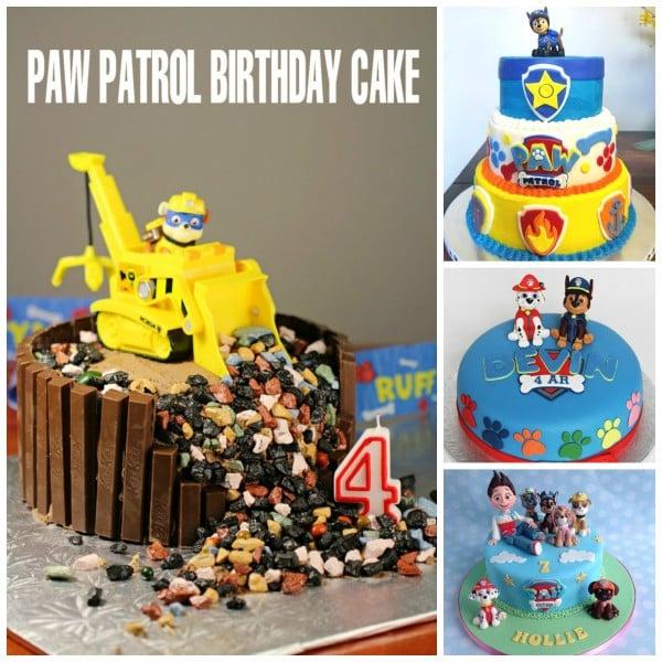 20+ Creative Paw Patrol Party Ideas | Pretty My Party