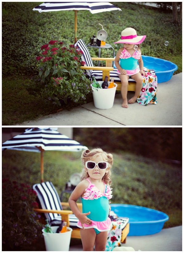 Retro Summer Styled Shoot | Pretty My Party