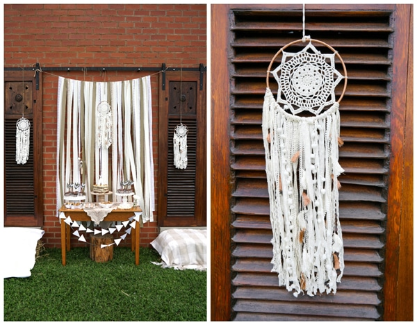 tribal-tee-pee-party-ideas