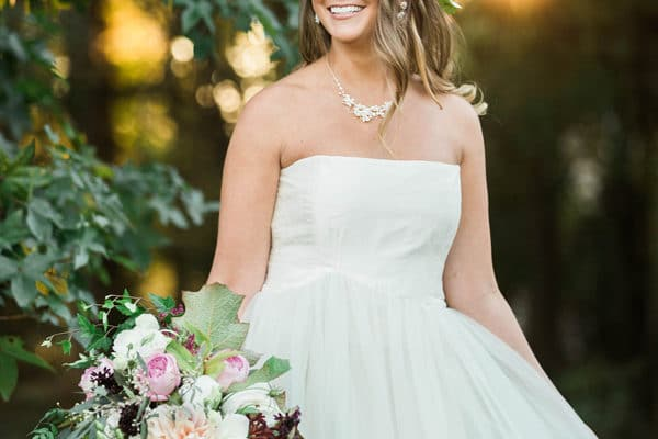Outdoor Rustic Wedding Styled Shoot