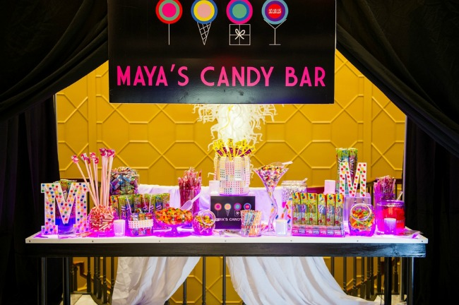 Candy Themed Bat Mitzvah Pretty My Party