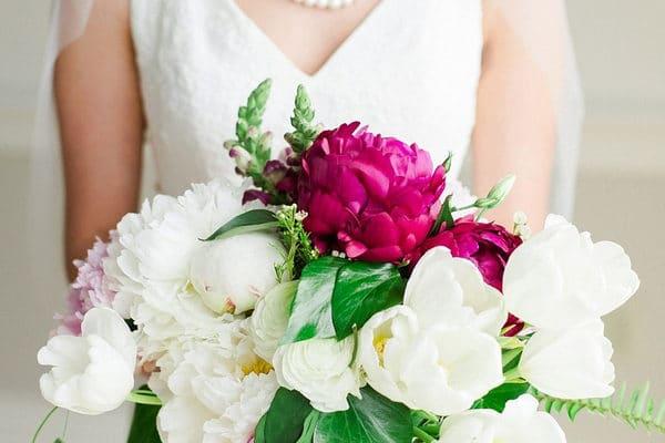 Burgundy Yacht Club Wedding Inspiration