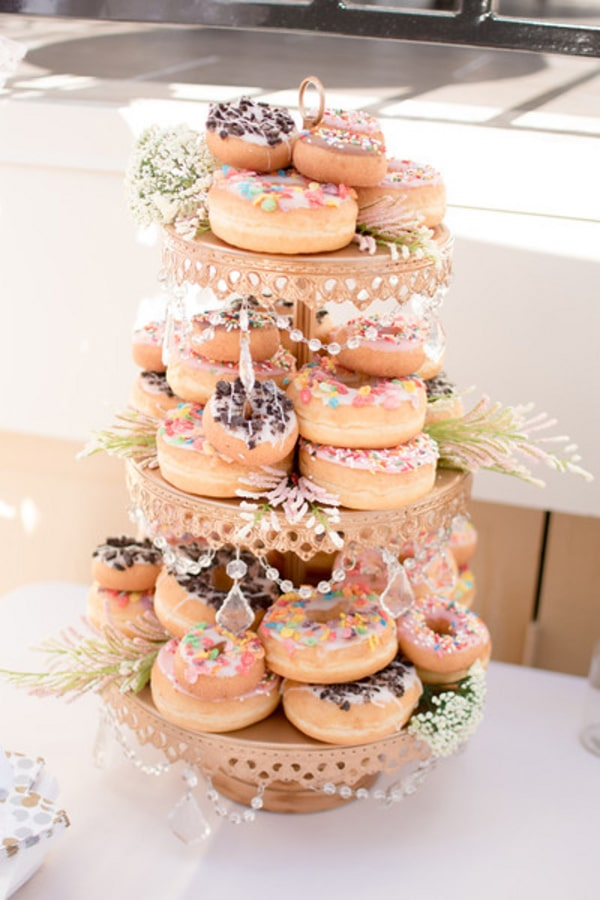 mary-had-a-little-lamb-baby-shower-donuts