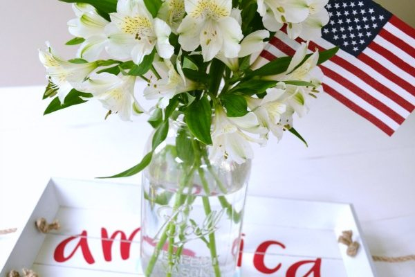 4 Patriotic Party Ideas for Memorial Day Parties