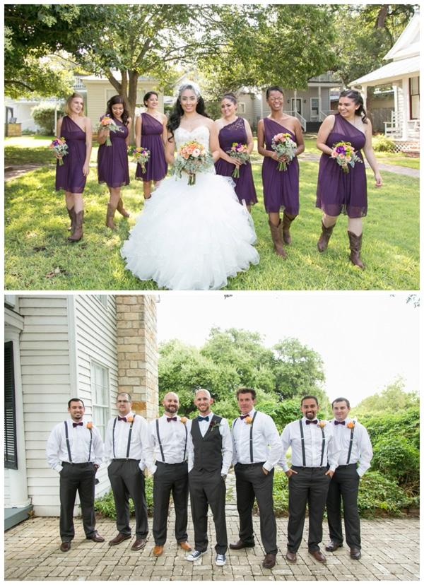 vintage-summer-nuptials-bridal-party