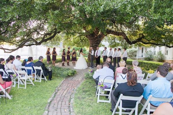 vintage-summer-nuptials-outdoor-ceremony