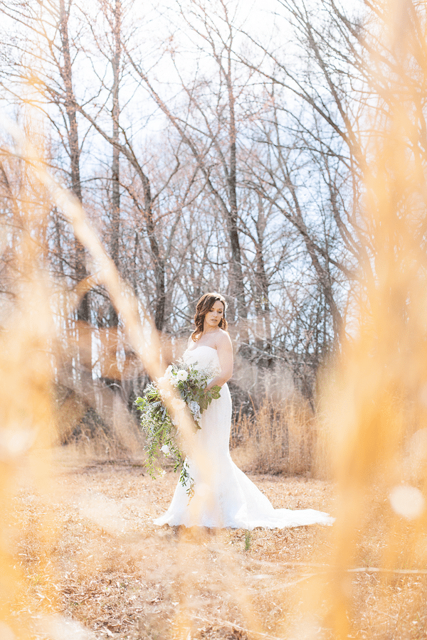Earthy Chic Vow Renewal Styled Shoot | Pretty My Party
