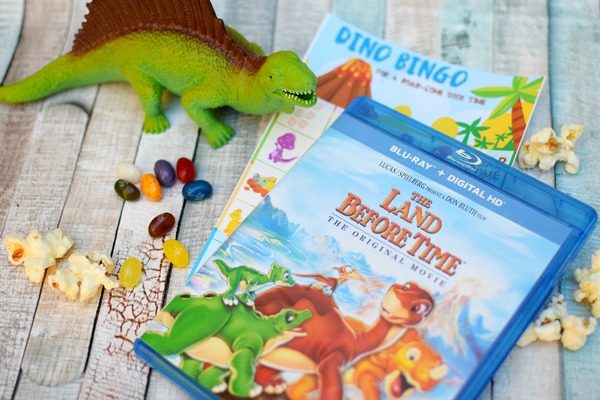 Land Before Time Free Dinosaur Bingo Printable