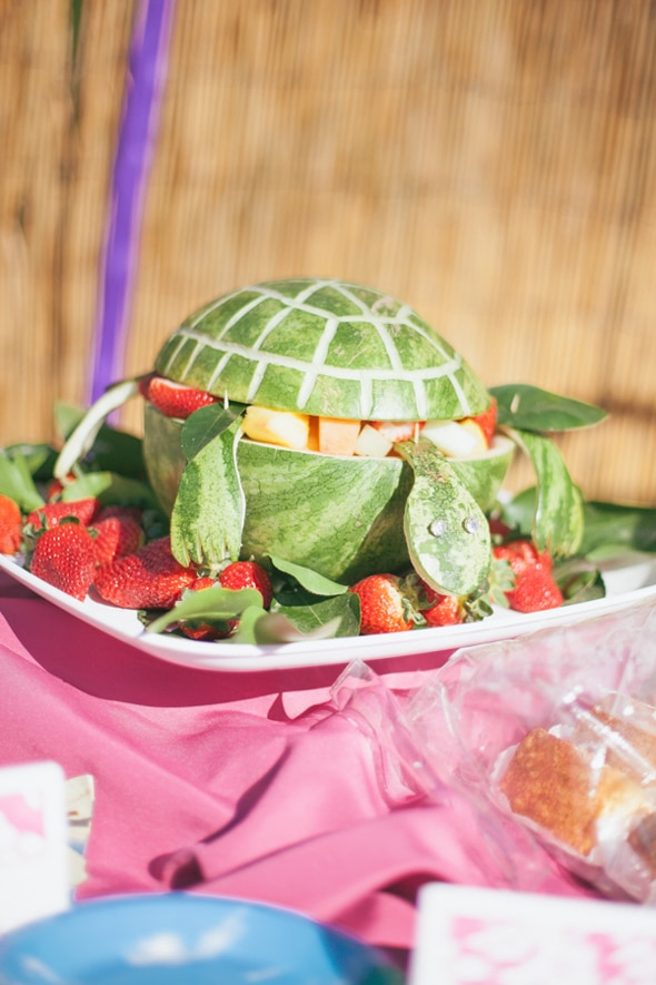 16 Most Creative Watermelon Fruit Salads Pretty My Party