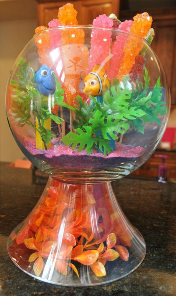 Finding dory birthday party ideas pretty my