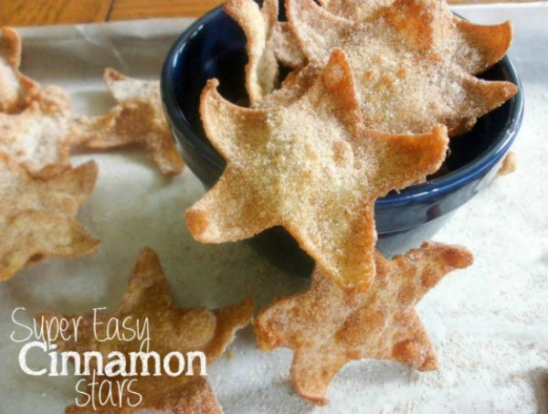 Cinnamon Stars, Finding Dory Birthday Party Ideas | Pretty My Party