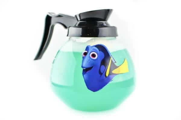 Party Punch and Pitcher, Finding Dory Birthday Party Ideas | Pretty My Party
