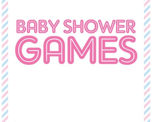 15 Entertaining Baby Shower Games