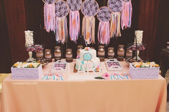 Baby-Shower-Dessert-Table