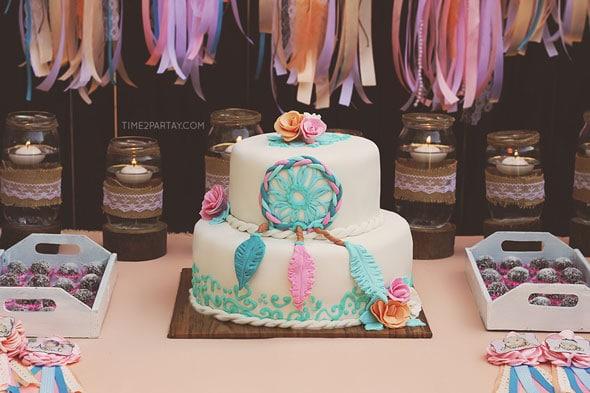 Dream-Catcher-Cake