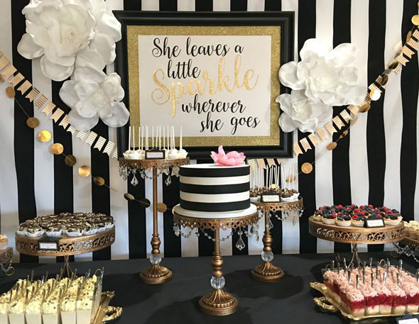 Kate Spade Birthday Celebration