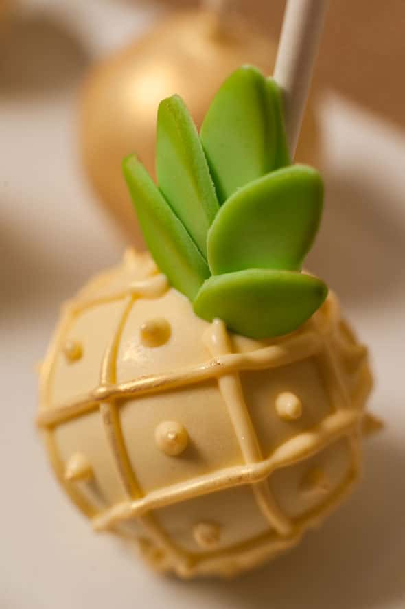 Easy Decorations For Cake Pops
