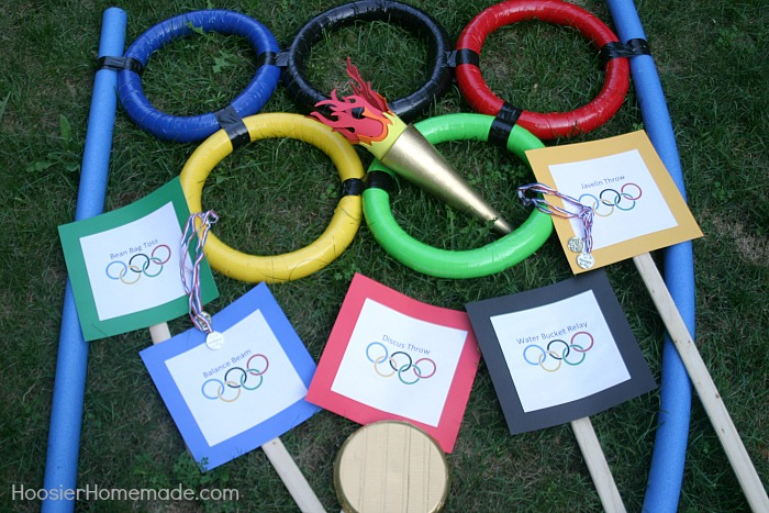 13 Creative Olympic Party Ideas Pretty My Party