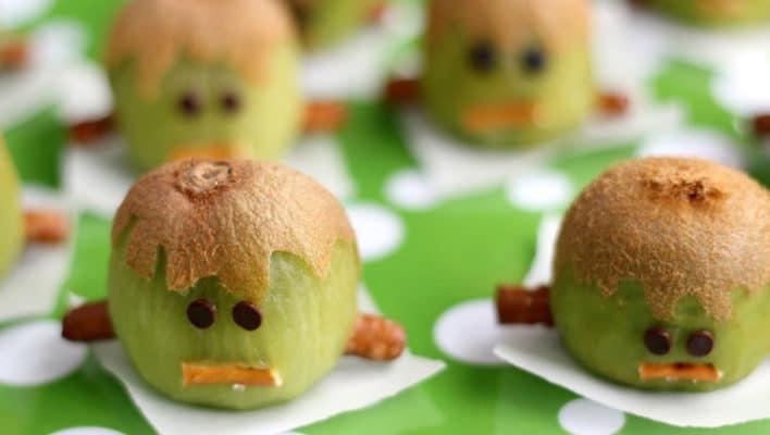 12 Healthy Halloween Snack Ideas