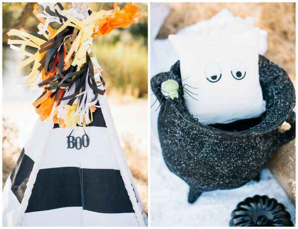 Halloween Boo Styled Shoot Pretty My Party
