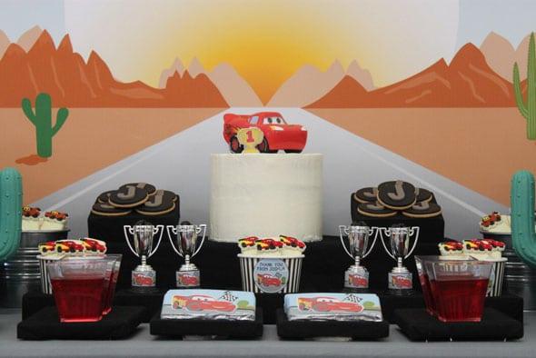Disney's Cars Themed Birthday Party | Pretty My Party